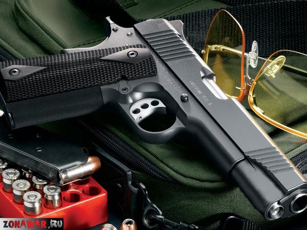 пистолет 46