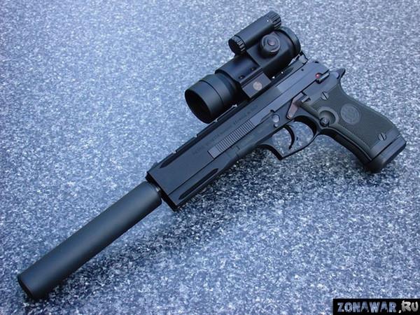 пистолет 49