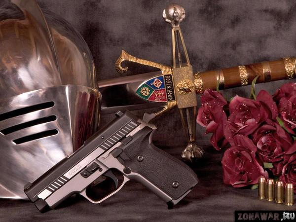 пистолет 56