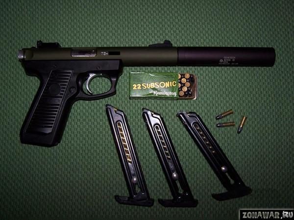 пистолет 19