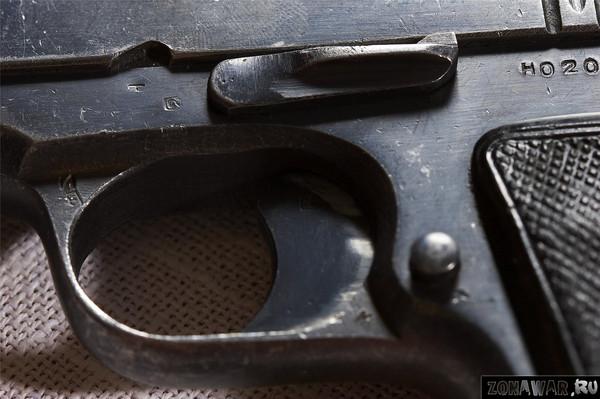 пистолет 35