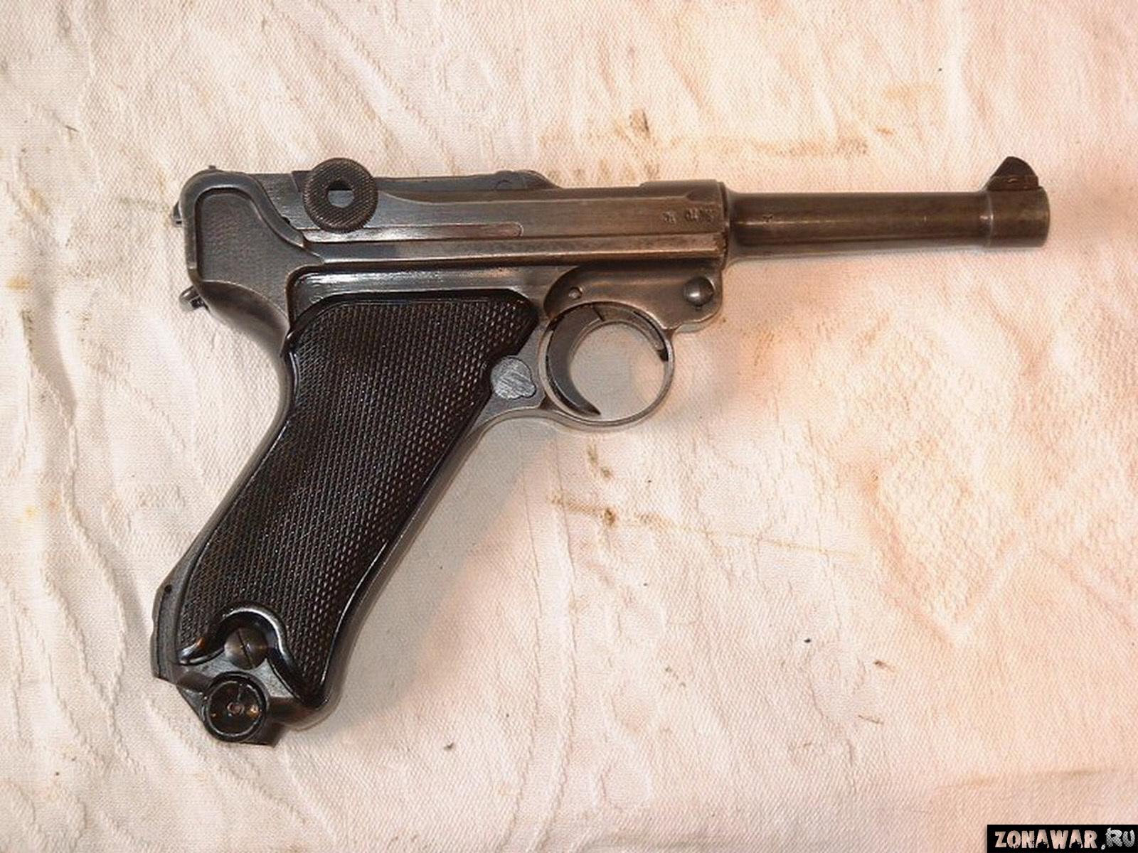 пистолет 9