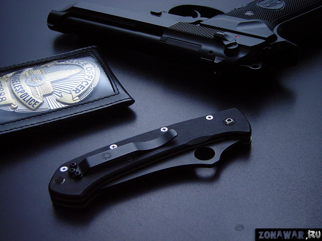 пистолет 18
