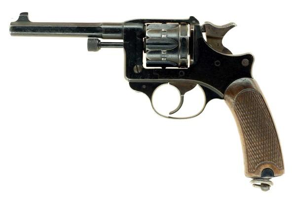револьвер 7