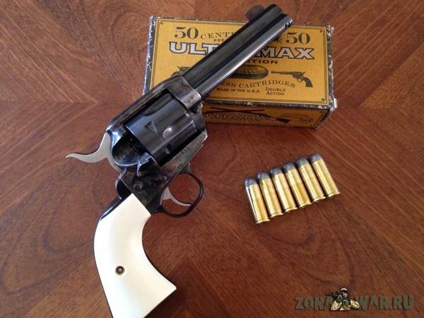 револьвер 27