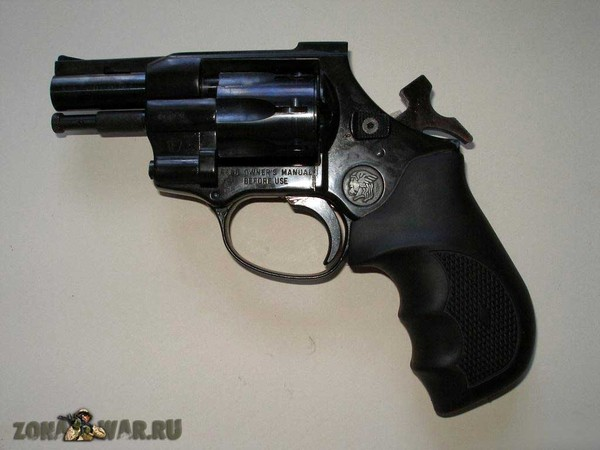 револьвер 31