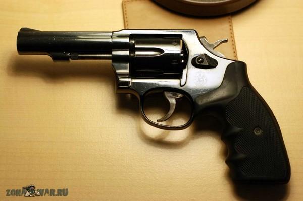 револьвер 33