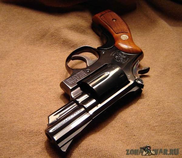 револьвер 37
