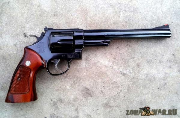 револьвер 38