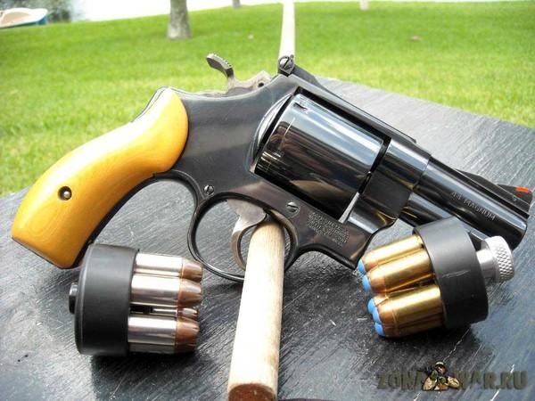 револьвер 40