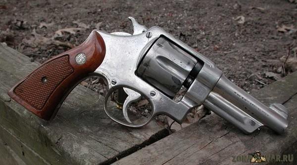 револьвер 50