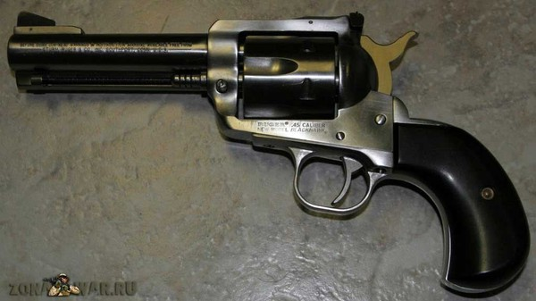 револьвер 52