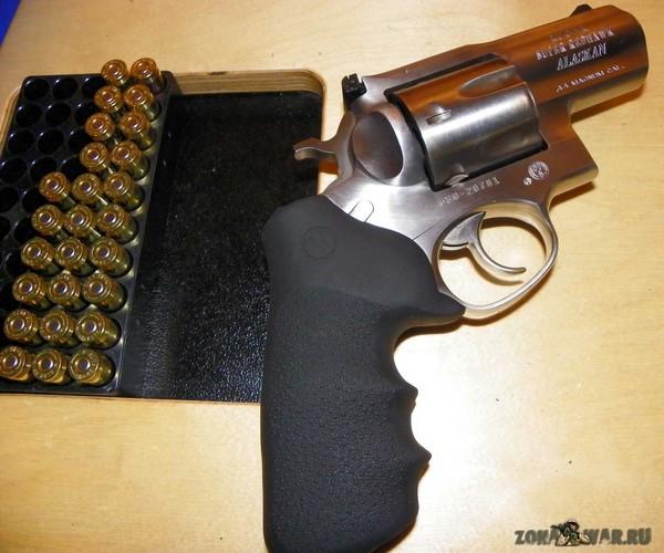 револьвер 58