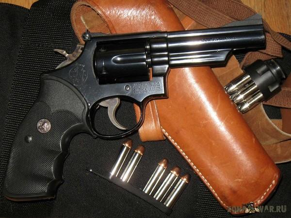 револьвер 361