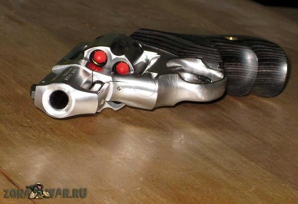револьвер 362