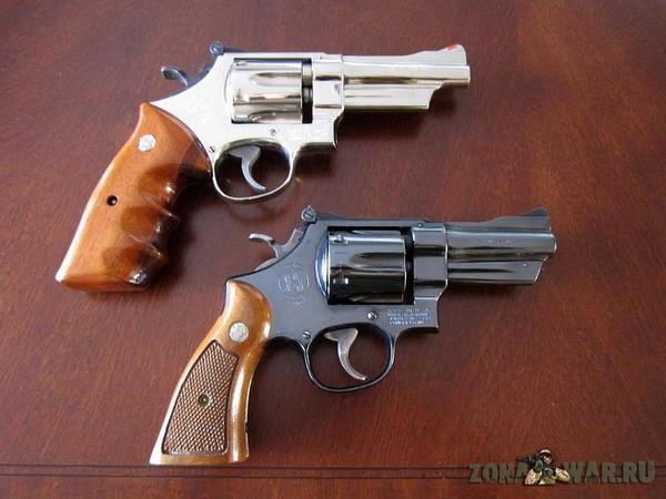 револьвер 367