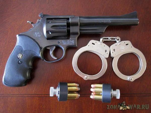 револьвер 368
