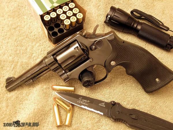 револьвер 369
