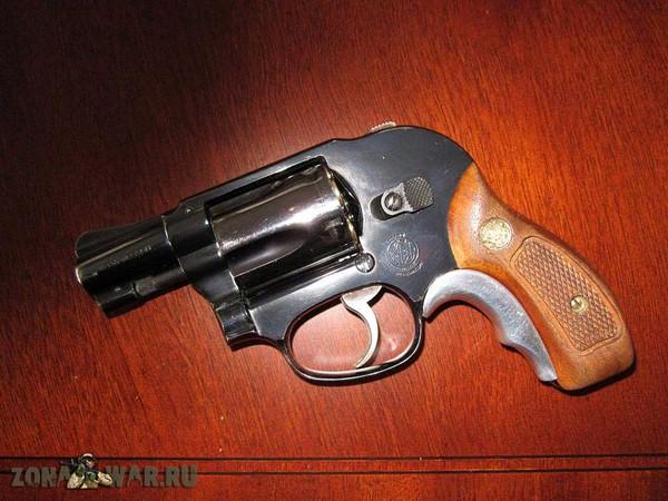 револьвер 370