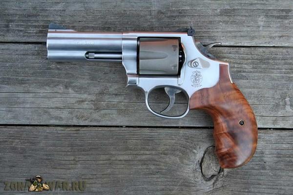 револьвер 374