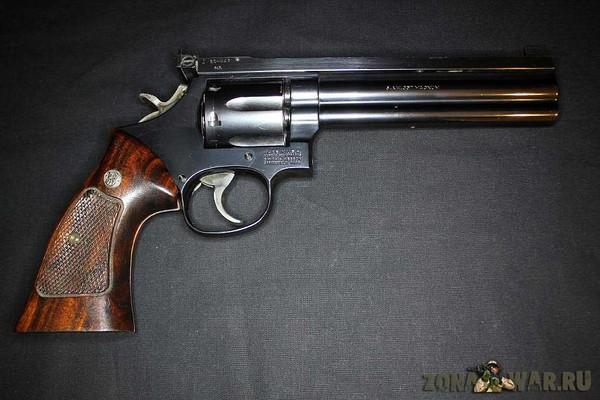 револьвер 375