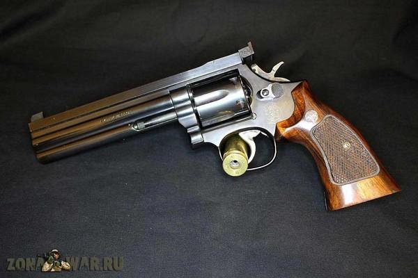 револьвер 376
