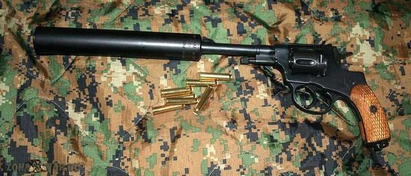 револьвер 377
