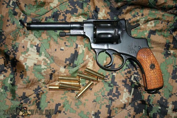 револьвер 378