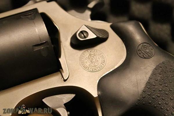 револьвер 379