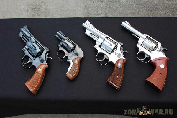 револьвер 380