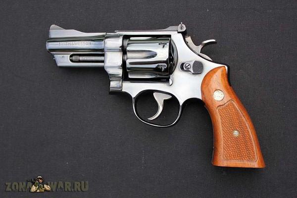 револьвер 381