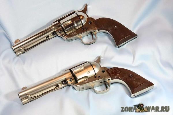 револьвер 384