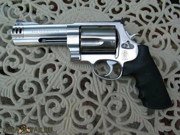 револьвер 387