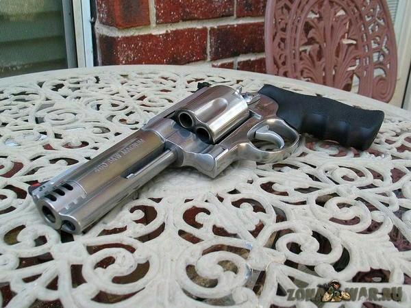 револьвер 388
