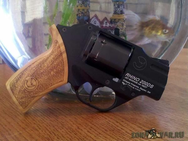 револьвер 389