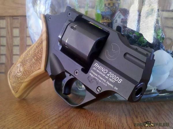 револьвер 390