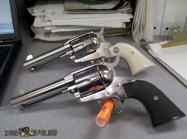 револьвер 391