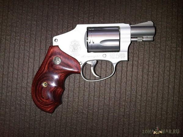 револьвер 392