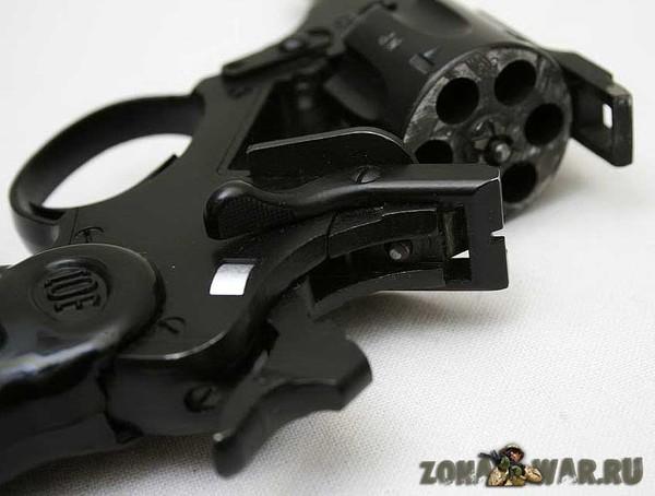 револьвер 393