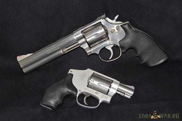 револьвер 394