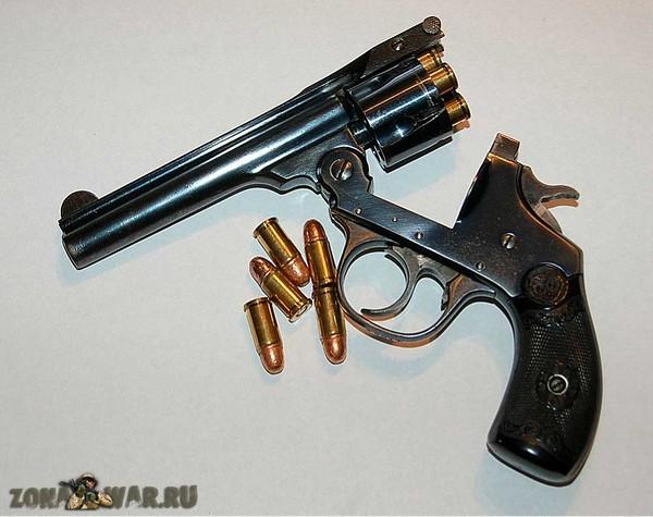 револьвер 395