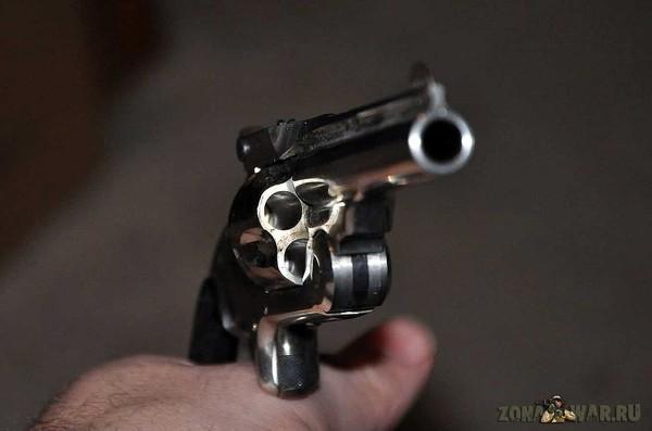 револьвер 396