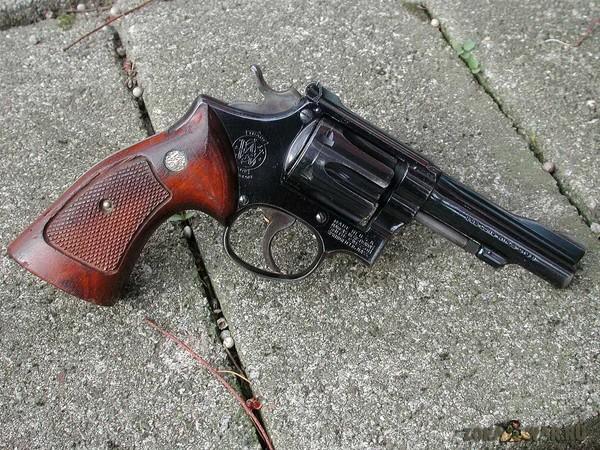 револьвер 397