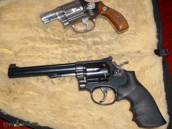 револьвер 398