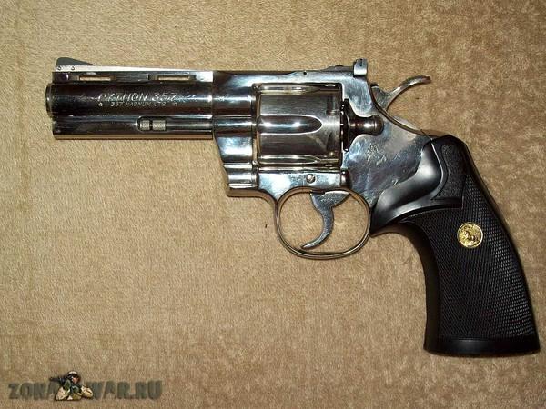 револьвер 400