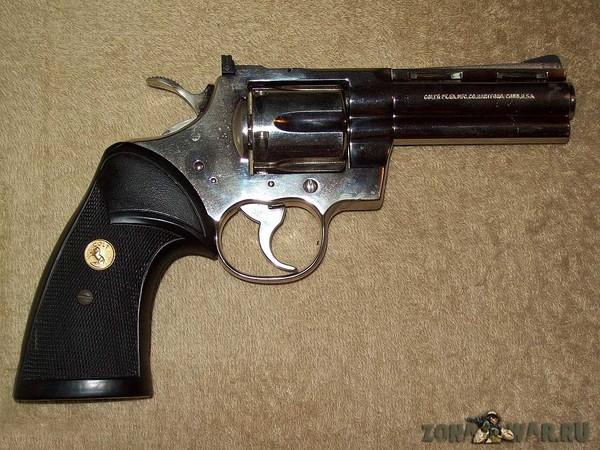 револьвер 403