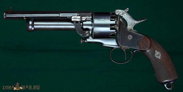 револьвер 406