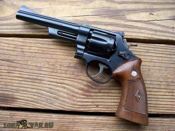 револьвер 408