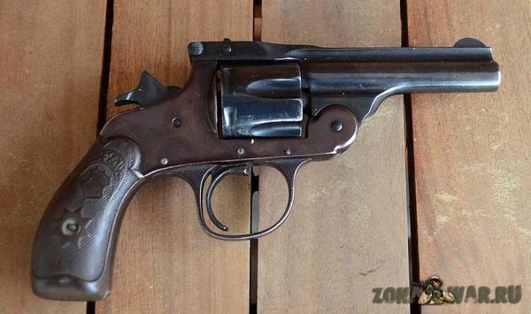 револьвер 410