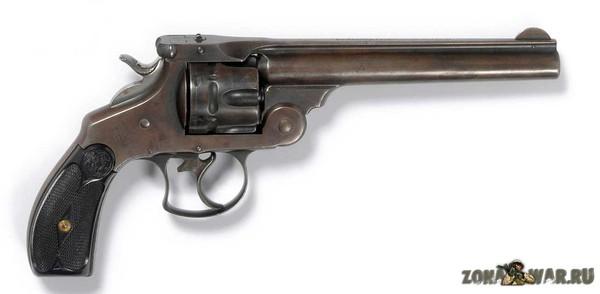 револьвер 411